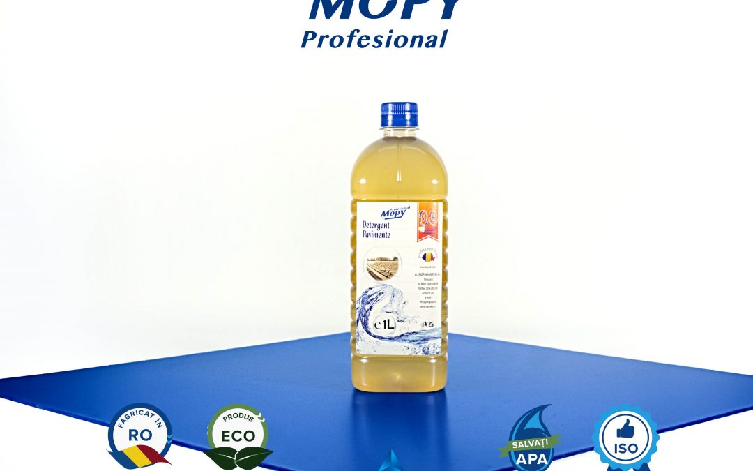 Detergent Pavimente