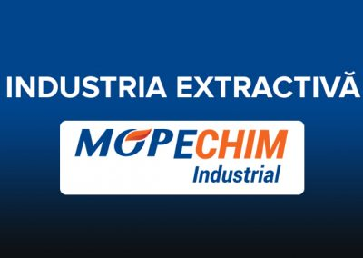 Industria extractivă