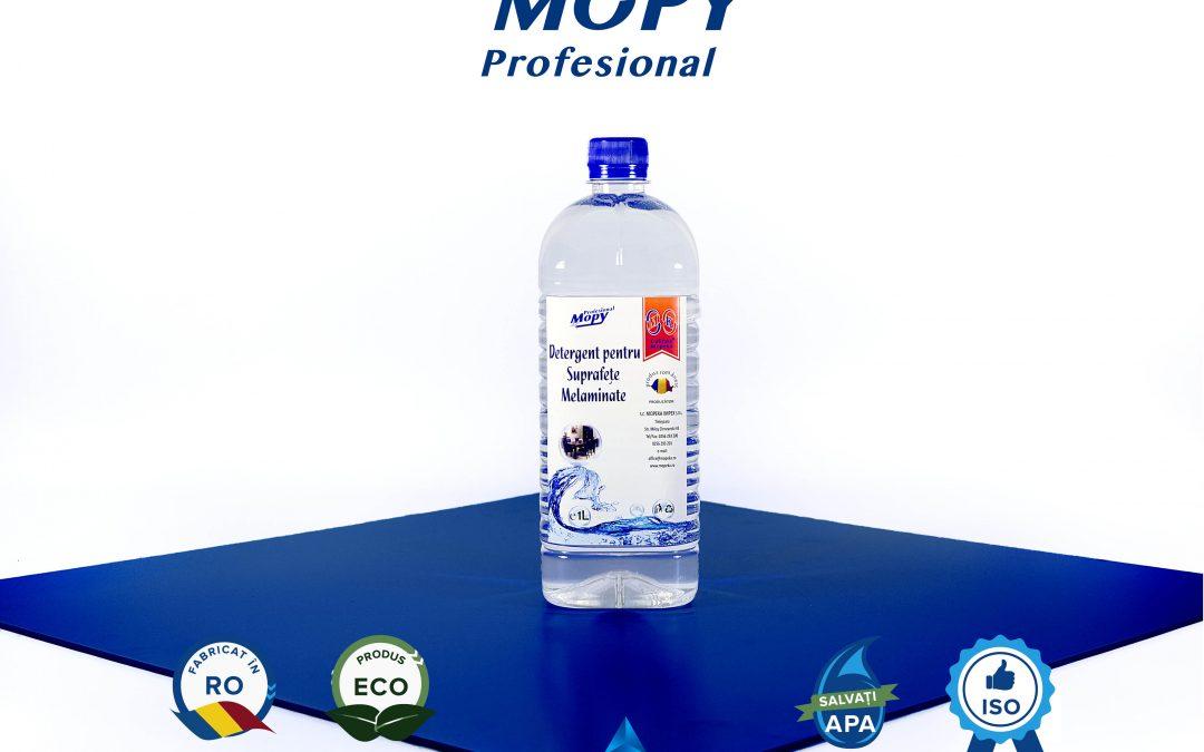 Detergent pentru suprafețe melaminate