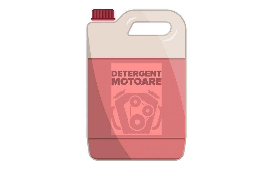 Detergent Motoare