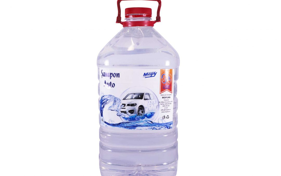 Șampon auto 5 litri