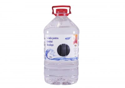 Soluție curățat anvelope 5 litri